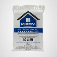 Kirby Vacuum Bags HEPA MICRON UNIVERSAL STYLE FIT ALL KIRBY MODELS