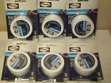 6 Packs 1oz Tubs Harris Water Soluble Plumbing Flux