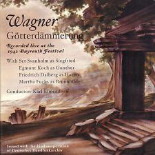 WAGNER - GÖTTERDÄMMERUNG (1942 BAYREUTH FESTIVAL/4-CD BOX)