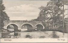 Shillelagh, Co. Wicklow - Bridge - Wrench postcard c.1910s