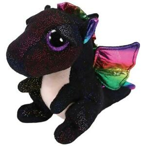 Ty Beanie Boos Dragon -anora- 5 7/8in + Gift Bag
