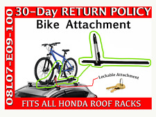 GENUINE HONDA UPRIGHT ROOF BIKE ATTACHMENT 08L07-E09-100 (CLAMP STYLE ROOF RACK)