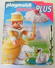 Playmobil spéciale plus Princesse avec étang de cygnes 5410 Château des
