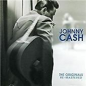 Johnny Cash:Originals CD Inc. Rock Island Line,Country Boy & I Walk The Line-NEW