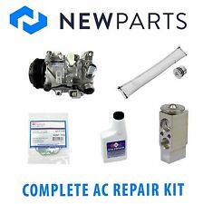 Toyota Avalon 2005-2011 Complete AC A/C Repair Kit New Compressor with Clutch