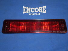 1986-1993 Ford Mustang Factory LX Hatch Third Brake Light Stop Lens Wing Spoiler