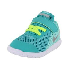 Nike Flex Experience 5 (TDV) 844993-300 Turquoise Silver Jade Toddlers US size 9