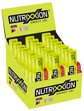 Nutrixxion Energy Gel XX-Force Karton 24 Beutel 44g Grüner Apfel