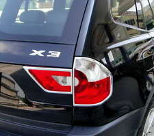 BMW X3 Luz Trasera Cromo Adorno de 2003 a 2010 (pre actualización)