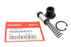Genuine Honda CBR250R MC19 rear master cylinder repair kit #43520-MJ6-315#