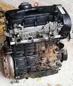 VOLKSWAGEN AUDI SKODA SEAT ENGINE REBUILD 100K INJECTORS BKD 2.0 TDI 140