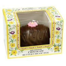 Ashers Dark Chocolate Buttercream Egg - Free Expedited Shipping
