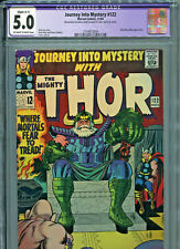 Journey Into Mystery #122 (Marvel 1965) CGC Restored 5.0