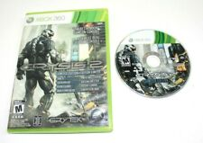 Crysis 2 -- Limited Edition (Microsoft Xbox 360, 2011) No Scratch on the CD