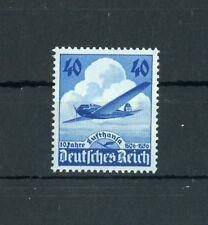 Deutsches Reich Nr.603 ** 10 JAHRE LUFTHANSA 1936 ME 55,-++ !!! (124326)