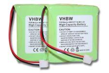 2 x original vhbw® AKKU für MEDION Life GPHP70-R05