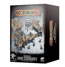 Necromunda Gang Stronghold Warhammer 40K NIB SHIPS 10/31!