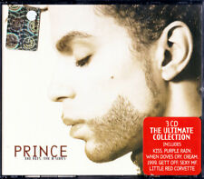 PRINCE ● Raro BOX ● THE HITS / THE B - SIDES 3 CD THE ULTIMATE COLLECTION ●