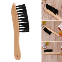 Manual Pool Table Brush Snooker Tool Cleaner Billiard Rail Set Wooden Brush S