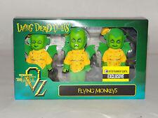 Living Dead Dolls Wizard of Oz Flying Monkeys 3 pack