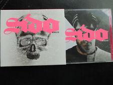 SIDO   -   # BESTE  ,    2  CD SET  :  2012 ,    HIP HOP ,  AGGRO  BERLIN
