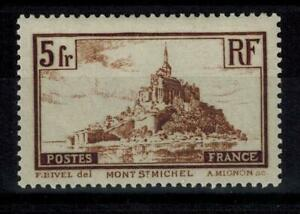 "(a33) timbre France n° 260 neuf** année 1929 ""MNH"""