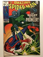 Amazing Spiderman 78 Prowler 1st Appearance Silver John Buscema Stan Lee