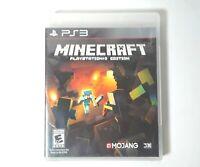 Minecraft (Sony PlayStation 3, 2014)