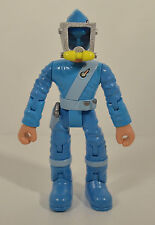 "RARE 1992 Deluxe Scott Tracy 6"" Marionette Action Figure Thunderbirds Matchbox"