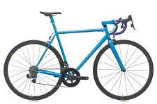 2016 Speedvagen Road Bike 56cm TT Large Steel SRAM Red eTap Mavic Ksyrium Pro