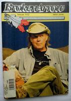 BROKEN ARROW Issue 102 May 2006 Neil Young Appreciation Society FANZINE Magazine
