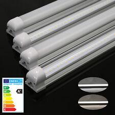 LED Röhre Leuchtstoffröhre 120cm 150cm Lichtleiste T8 Komplett Unterbauleuchte
