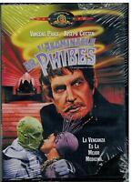 El abominable doctor Phibes (DVD Nuevo)