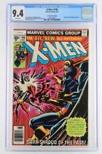 X-Men #106 -NEAR MINT- CGC 9.4 NM -Marvel 1977- 2nd HIGHEST - 35 Cent Variant!!!