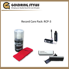 Record Care Pack Record player turntable needle stylus