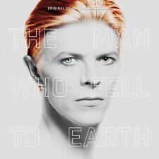 THE MAN WHO FELL TO EARTH SOUNDTRACK 2CD ALBUM SET (Friday September 9th 2016)