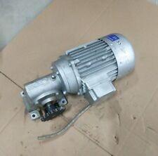 RGM T71A2 Elektrogetriebemotor mit 8:1 Übersetzung max 33Nm, 0.37kW