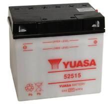 Yuasa 52515 Batterie de Moto 12V 25Ah 130CCA