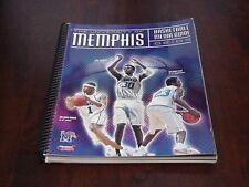2002-03 University of Memphis Basketball Media Guide