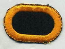 Vietnam Era US Army Ranger Training Brigade Airborne Oval Patch Cut Edge