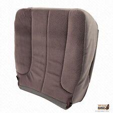 2004 Dodge Ram SLT 5.7L Disel V8 HEMI -Driver Side Bottom Cloth Seat Cover Tan