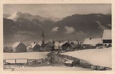 72117- Sankt Michael im Lungau Winter Karte Salzburger Land 1944