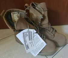 US Army combat boots,Kampfstiefel,Goretex,Bates,Gr US 7.5,EU ca 40,coyote