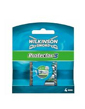 Wilkinson Sword Protector 3 Klingen 1 X 4er Pack 4 Stück/ Original