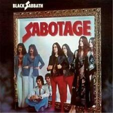 BLACK SABBATH SABOTAGE REMASTERED DIGIPAK CD NEW