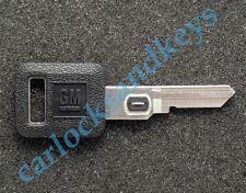 1989-2002 Pontiac Trans Am, GTA OEM Vats Key B62 Blank Blanks