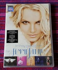 Britney Spears ~ Femme Fatale Live ( Malaysia Press ) Dvd