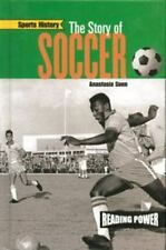 The Story of Soccer (Sports History)-ExLibrary