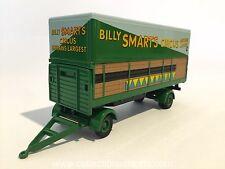 CORGI 97897 Billy SMARTS Circus TRAILER Modèle échelle 1:50