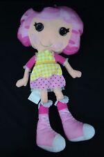 "Lalaloopsy Pink Crumbs Pillowtime Pals Cuddle Pillow XL Jumbo 26"" Plush Doll"